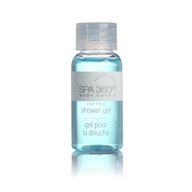 Spa 360 Body Care Shower Gel